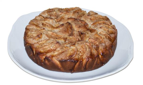 Pastel de Manzana de la Mari